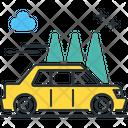 Limousine Car Icon