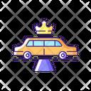 Limousine Service Limousine Limo Icon