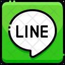 Line Line Logo Brand Logo Icon