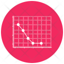 Line Chart Graph Icon