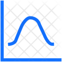 Business Finance Graph Icon
