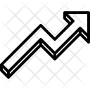 Line Chart Line Chart Icon