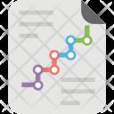 Line Chart Icon