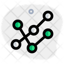 Line Chart Growth Graph Growth Chart Icon