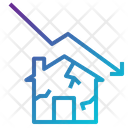 Business House Fall Icon