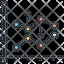 Mline Graph Icon