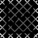 Line Graph Graph Economy Icon