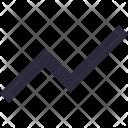 Graph Chart Analytics Icon