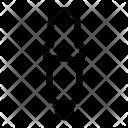 Line Pipette Pipet Icon
