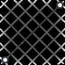 Line segment Icon