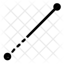 Line Segment Tool Icon