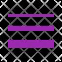 Line width Icon