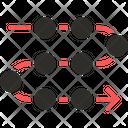 Algorithm Diagram Flow Icon