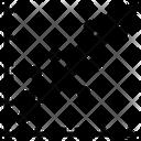 Linear Regression Icon