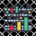 Linechart Trade Icon