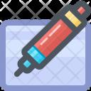 Liner Edit Input Icon