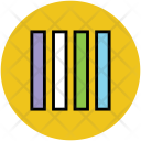 Lines Bar Slider Icon