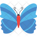 Pattern Lines Insect Icon
