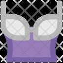 Lingerie Sheer Bikini Icon