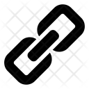 Link Chain Network Icon