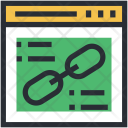 Link Building Search Icon