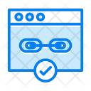 Link Page Chacked Icon