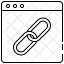 Web Link Internet Icon