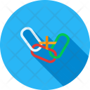 Link Building Backlink Icon
