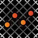 Seo Link Dot Icon