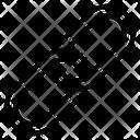 Link Broken Link Chain Icon