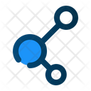 Link Network Chain Icon