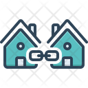 Link Attachment Neighbor Icon