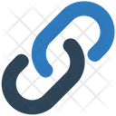 Sign Chain Link Icon