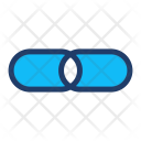 Connected Link Seo Icon