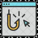 Link Click Bait Icon