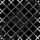 Link Backlink Attachment Icon