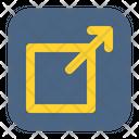 External Link Url Icon