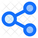 Link Connection Share Icon