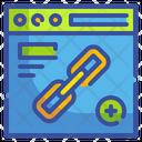 Link Hyperlink Html Icon