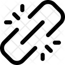 Link Chain Break Icon