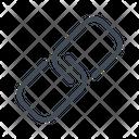 Link Pin Attachment Icon