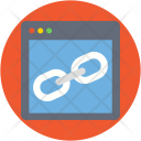 Web Link Chain Icon