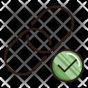 Link Building Accept Icon