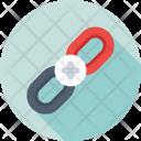 Link Web Add Icon