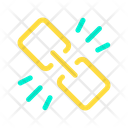 Hyperlink Reference Link Connection Icon