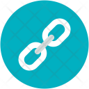 Link Building Linkage Icon