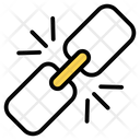 Link Building Hyperlink Chain Link Icon