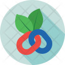 Organic Seo Leaf Icon