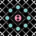 Link Building Repair Icon