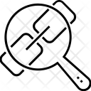 Link Checker Back Icon